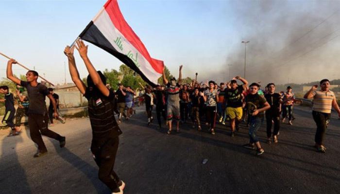 Irak'ta sular durulmuyor!