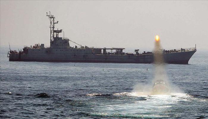 İran-Rusya-Çin'den ortak deniz tatbikatı
