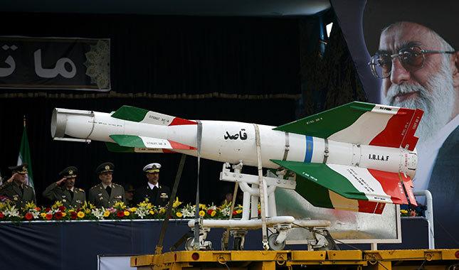 İran'dan DEAŞ'a misilleme: Füzelerle vurdu