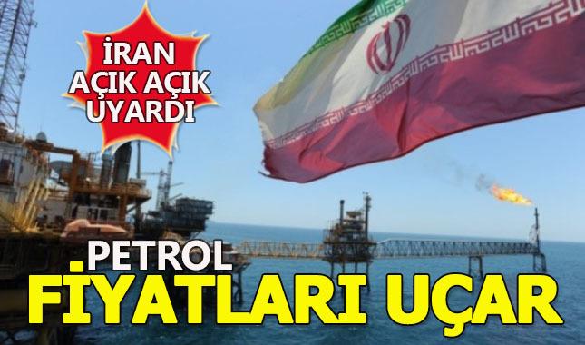 İran'dan petrol fiyatları konusunda uyarı geldi