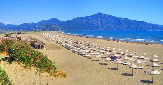 İşgalci şirket İztuzu Plajı'ndan tahliye edildi