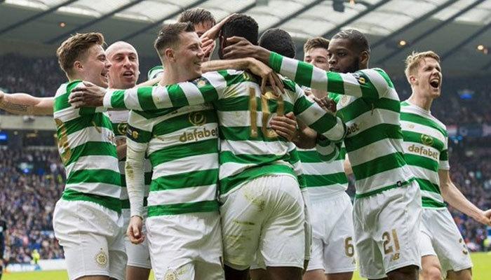 İskoçya Ligi'nde Celtic şampiyon ilan edildi