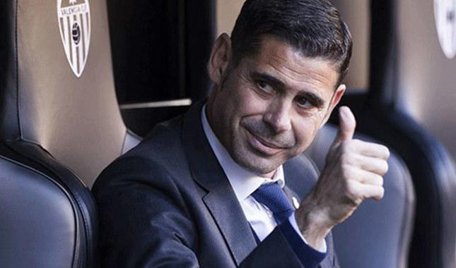 İspanya Milli Takımı'nın yeni patronu Hierro oldu
