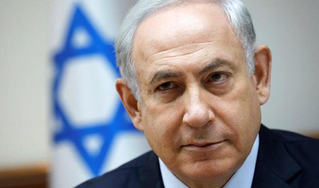 İsrail Başbakanı'ndan Trump'a Kudüs teşekkürü