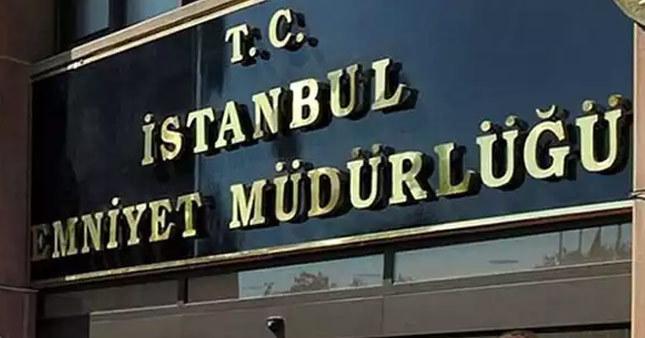 İstanbul Emniyeti'nde flaş atamalar