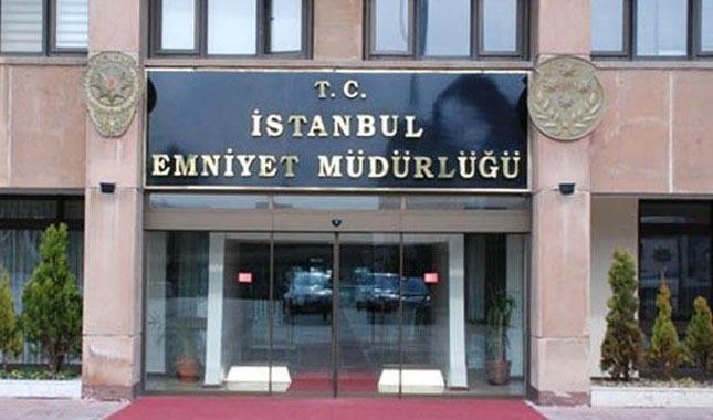 İstanbul Emniyeti'nde görev değişiklikleri gerçekleşti