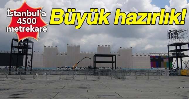İstanbul, Fetih hazırlığında