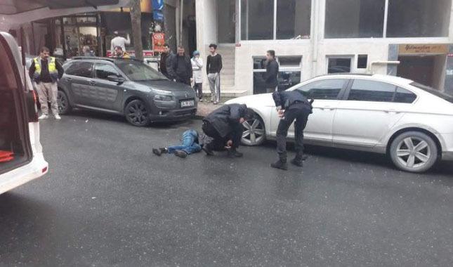 İstanbul Kağıthane'de sokak ortasında cinayet!