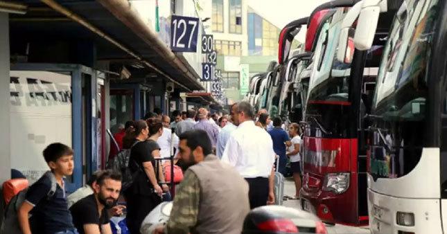 İstanbul Otogarı'nın adı da değişti