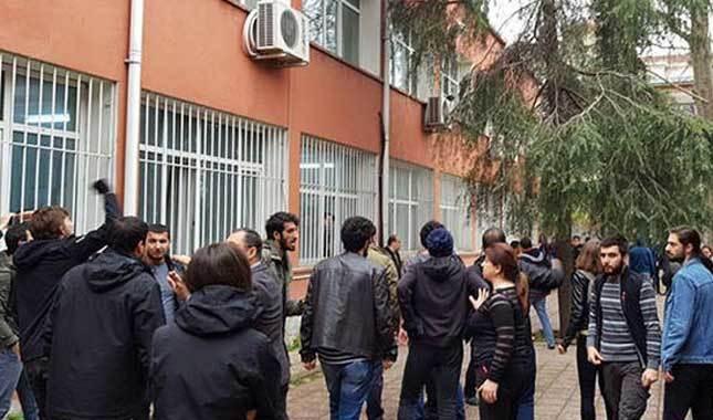 İstanbul Üniversitesi karıştı! Gözaltılar var