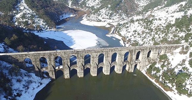 İstanbul barajları doldu taştı!