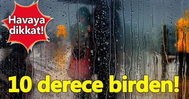 İstanbul hava durumu, hava nasıl olacak?