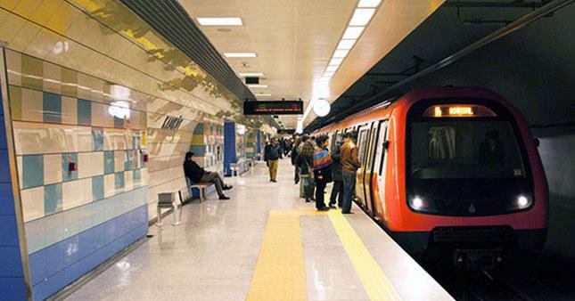 İstanbul'a 5 yeni metro hattı