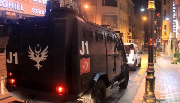 İstanbul'da DEAŞ'a operasyon: Gözaltılar var