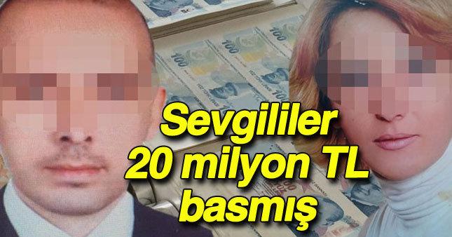 İstanbul'da büyük sahte para operasyonu