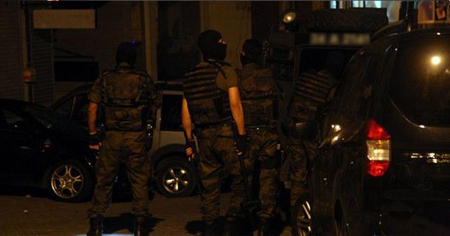 İstanbul'da eylem yapmak isteyen canlı bomba yakalandı