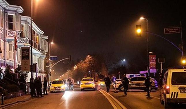 İstanbul'da gece kulübünde silahlı kavga!