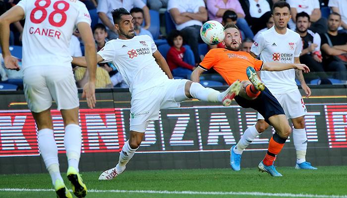İstanbul'da goller var kazanan yok
