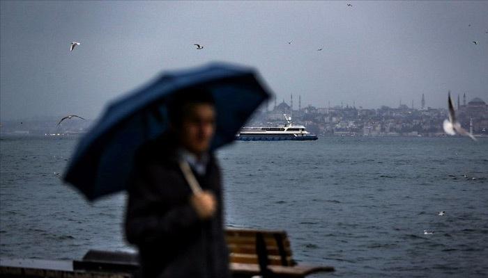 İstanbul'da hafta sonu sürpriz hava!