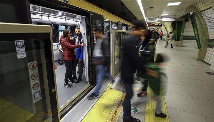 İstanbul'da metro ulaşımı normale döndü