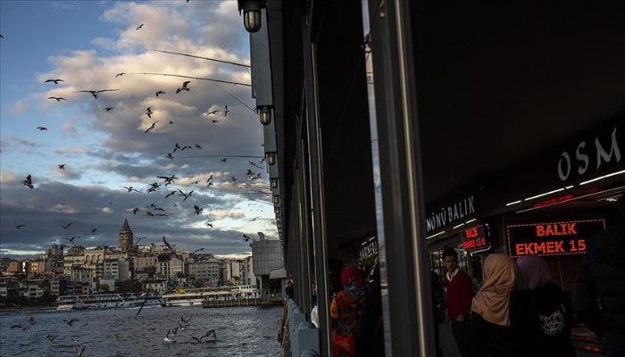 İstanbul'da parçalı ve çok bulutlu hava etkili