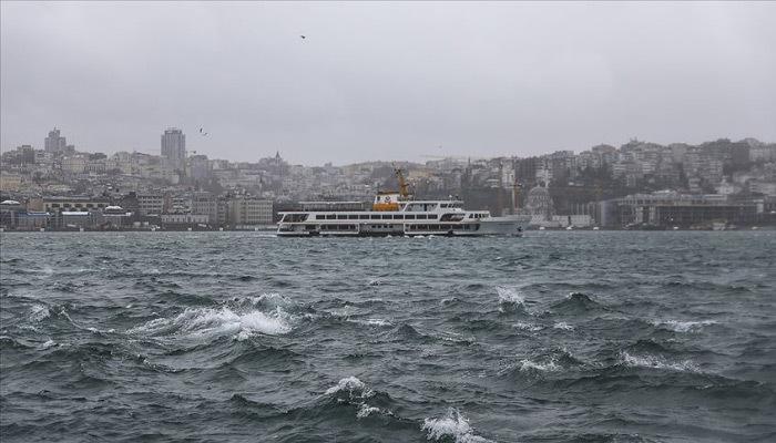 İstanbullular dikkat! Fırtına uyarısı geldi