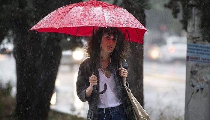 İstanbul'da sağanak yağmur bekleniyor