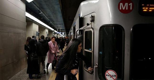 İstanbullulara bir metro müjdesi daha