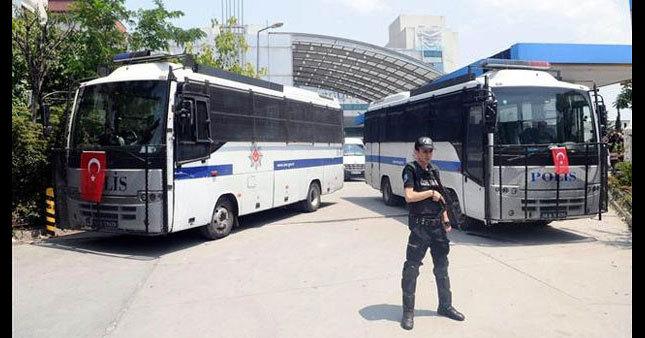 İstanbul'u alarma geçiren otobüs