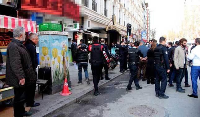İstanbul'un göbeğinde iki grup kavga etti: 4 yaralı