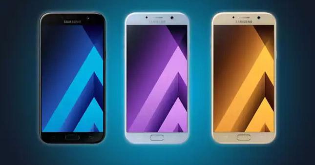 İşte Samsung Galaxy A 2017'nin Türkiye fiyatı