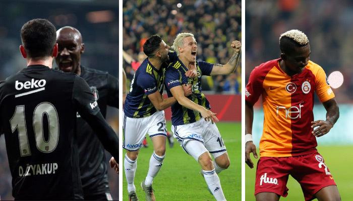 İşte haftanın en çok konuşulan futbol kulüpleri!