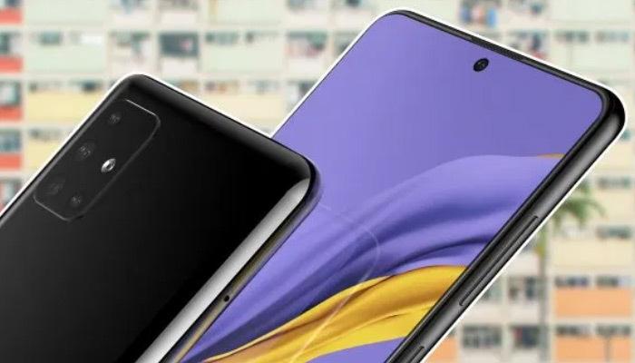 İşte karşınızda yeni Samsung Galaxy A51!