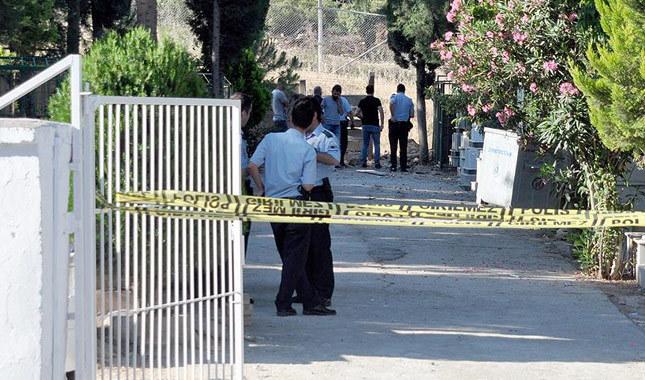 İzmir'de Askeri Arazi Yakınında Patlama