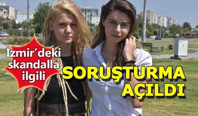 İzmir'de kendisinden yardım isteyen kadınlara saldıran polise soruşturma