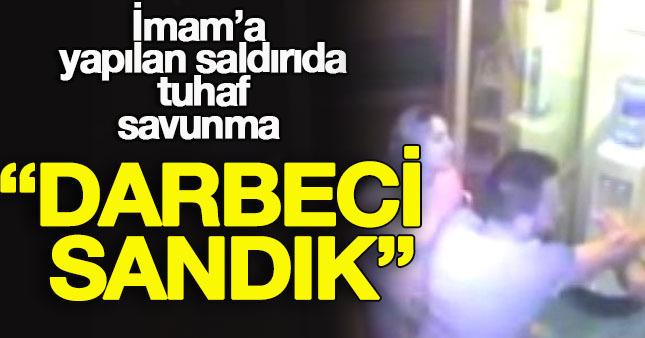 İzmir'deki müezzini darbeci sanmışlar