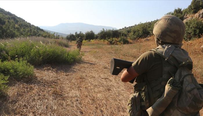 Jandarma, şehit cenazelerini kaçıran teröristi yakaladı