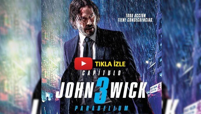 John wick izle altyazılı | John Wick 3 türkçe dublaj izle hd full tek parça
