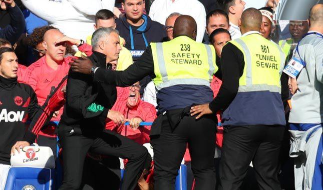 Jose Mourinho'yu çıldırttı