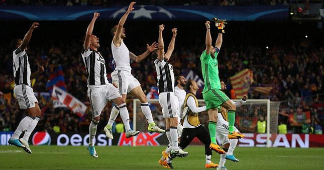 Juventus'un zaferi İtalyan basınında
