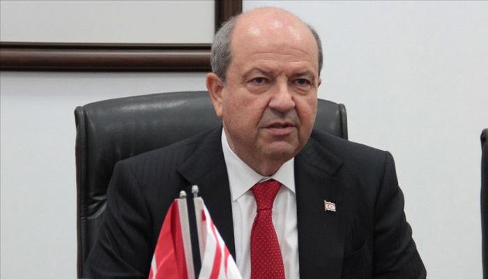 KKTC Başbakanı Tatar'dan önemli açıklama