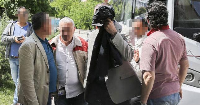 KOSGEB'deki paralel operasyonunda 15 gözaltı