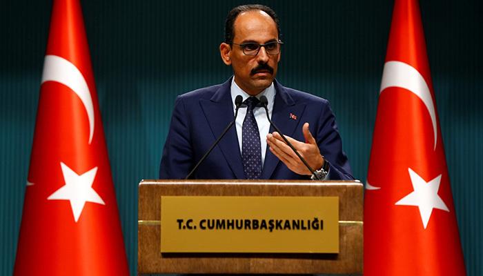 Kabine toplantısı sonrası 'Güvenli bölge' açıklaması