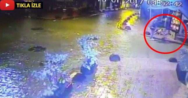 Kaçak elektrik akımına kapılan köpek öldü