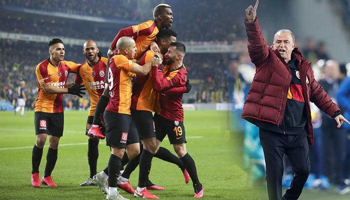 Kadıköy'deki kâbus son buldu! Galatasaray seriyi bozdu