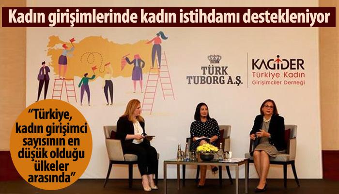 Kadın girişimciler kadın istihdamını destekliyor