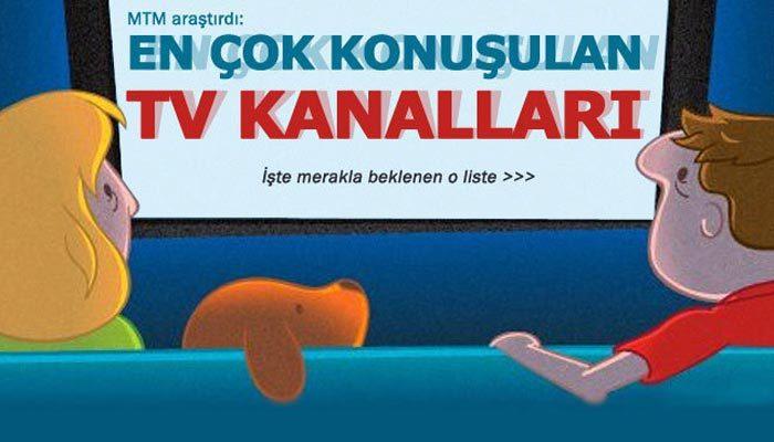 Kanal D ve ATV zirveyi paylaştı
