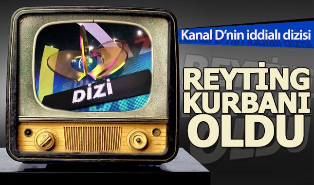 Kanal D'nin iddialı dizisi final yapacak