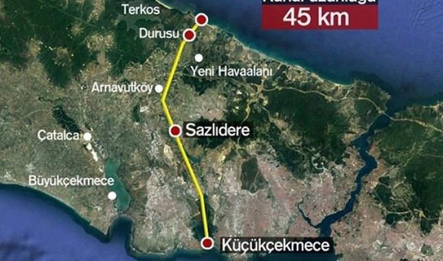 Kanal İstanbul'da son durum nedir? Kanal İstanbul güzergahı nasıl olacak? Maliyeti ne kadar?