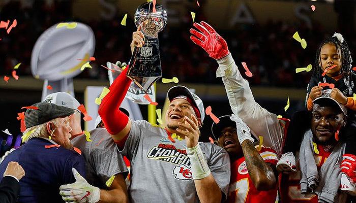 Kansas City Chiefs 50 yıl sonra Super Bowl'da şampiyon